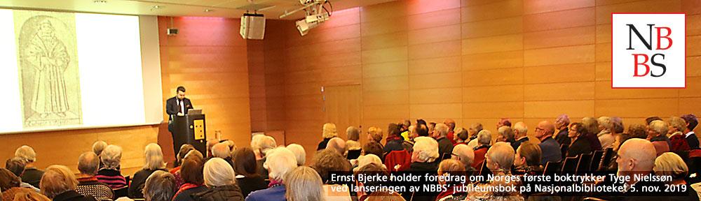 Norsk bok- og bibliotekhistorisk selskap